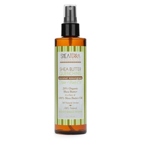 Shea Butter Oil Fragrance Free