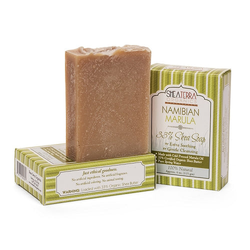 Shea Butter Soap Bar - Nambian Marula