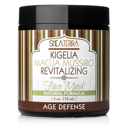 Kigelia Macua Mussiro Revitalizing Face Mask AGE DEFENSE
