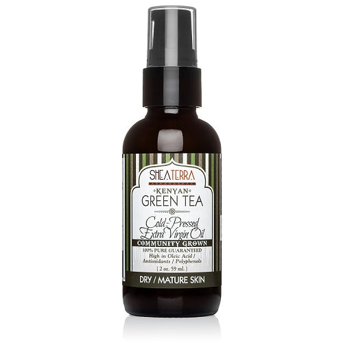 NEW Green Tea Oil (2 oz.) KENYAN
