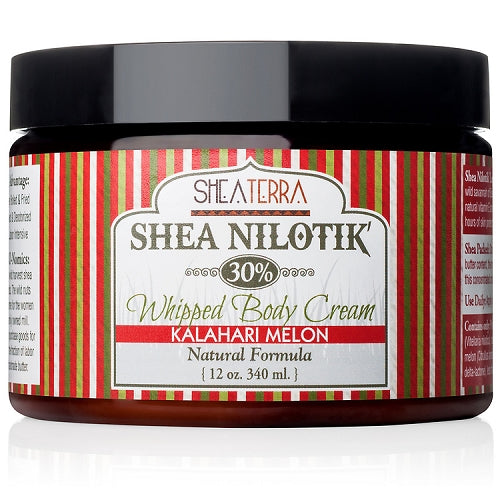 Shea Nilotik' Body Cream KALAHARI MELON (12oz)