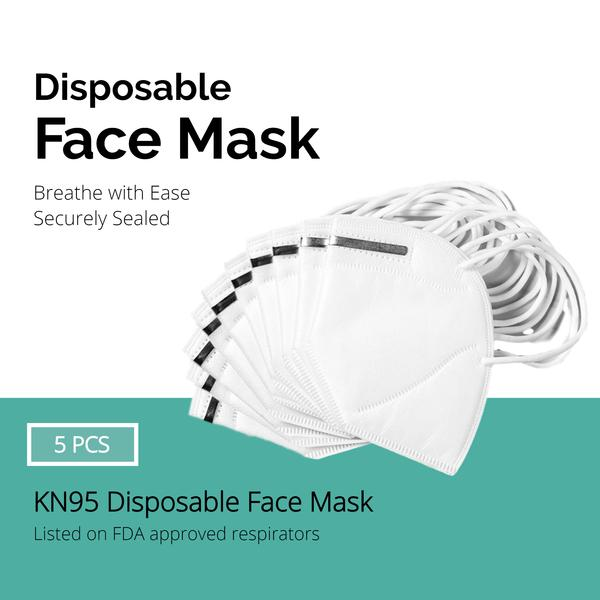 What Are KN95 Masks and How Can It Protect You?