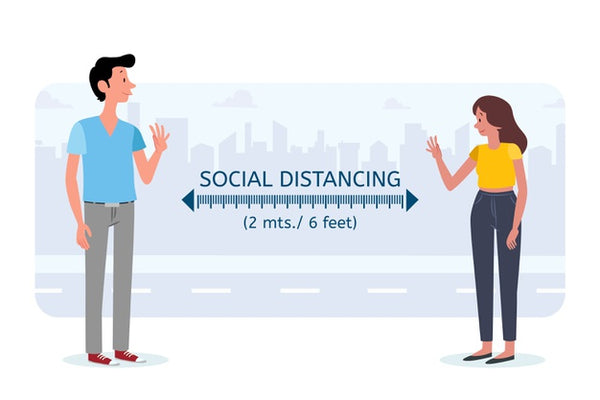 Why Does Everyone Keep Talking About Social Distancing?