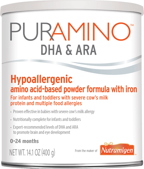 PurAmino DHA AND ARA Infant 14.1 oz Powder