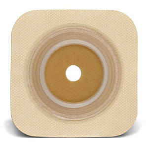 Sur-fit Natura Stomahesive Cut-to-fit Flexible Wafer 5″ x 5″ Flange 2-3/4″ Tan