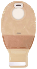 Natura + Drainable Pouch with InvisiClose and Filter, Transparent, Standard 45mm, 1-3/4""