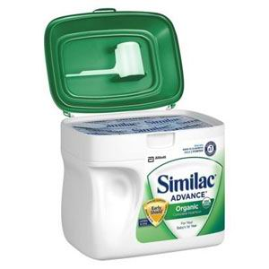 Similac Advance Organic with Iron 1.45 lb. Powder, Unflavored