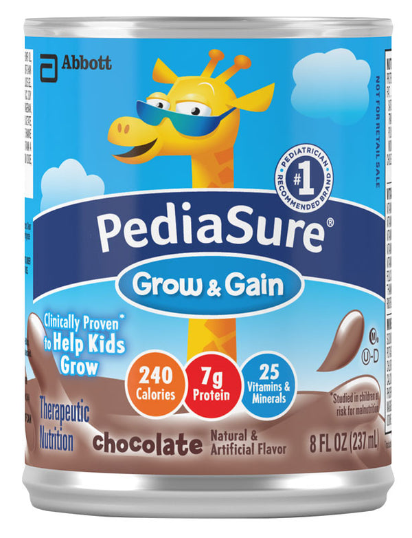 PediaSure Chocolate 8 oz. Can