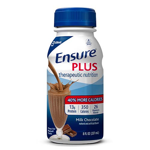 Ensure Plus Chocolate Shake 8 oz