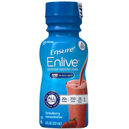 Ensure Enlive Advanced Therapeutic Shake Strawberry
