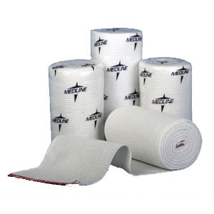 "Swift-Wrap Nonsterile Elastic Stretch Bandage 4"" x 5 yds."