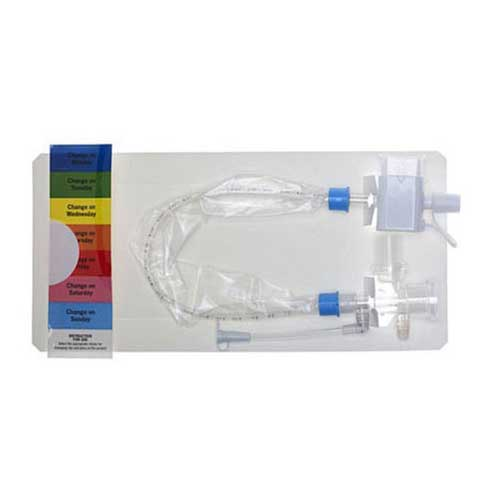 Closed Suction Catheter, 24HR, 12 fr