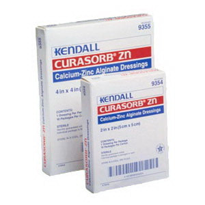 "Curasorb Zinc Calcium Alginate Dressing 12"" Rope"