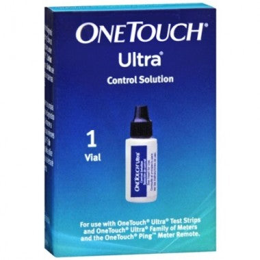 OneTouch Ultra 1-Vial Control Solution