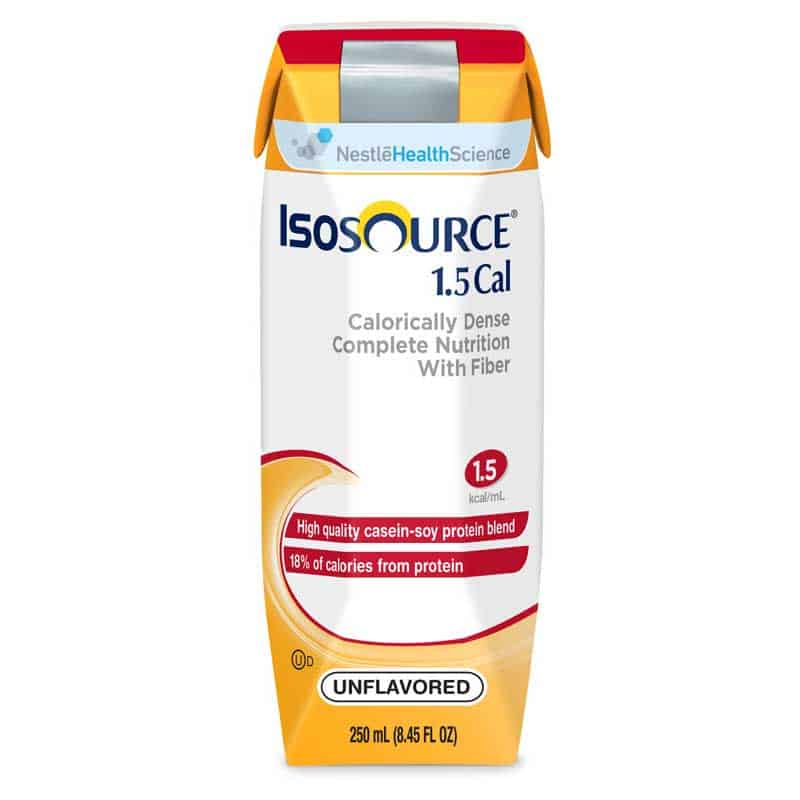 Isosource 1.5 Cal Complete Unflavored Liquid Food