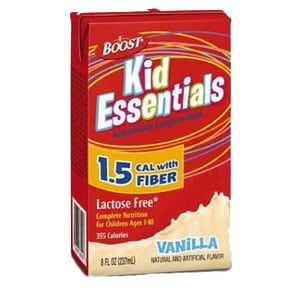 Boost Kid Essentials 1.5 Cal with Fiber Nutrition Drink, 8 oz.