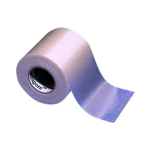 "Durapore Silk-like Cloth Surgical Tape 1"" x 10 yds."