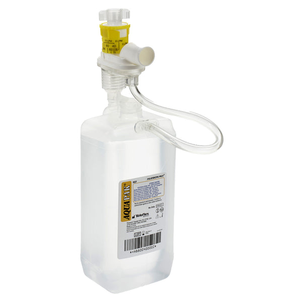 Aquapak Prefilled Nebulizer, 760 mL, with Sterile Water and 028 Adapter