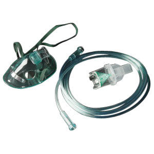 Neb-U-Mist Up-Draft Nebulizer with Adult Mask