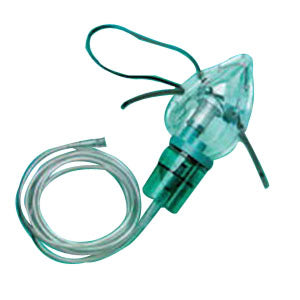 Small Volume Nebulizer,7' Tubing, Tee, Mouthpiece