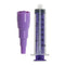 ENFit Tip Syringe with Transition Connector, 35mL