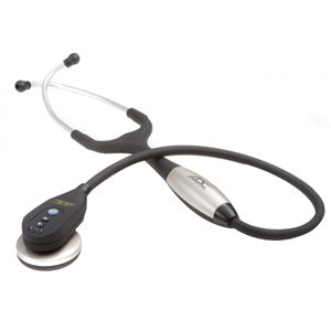 Adscope 603 2-HD Stethoscope, Black