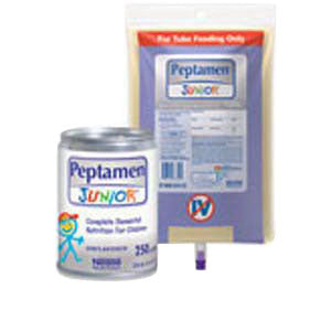 Peptamen Junior Complete Elemental Nutrition UltraPak System 1000 mL