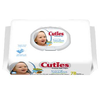 Cuties Sensitive Soft Pack