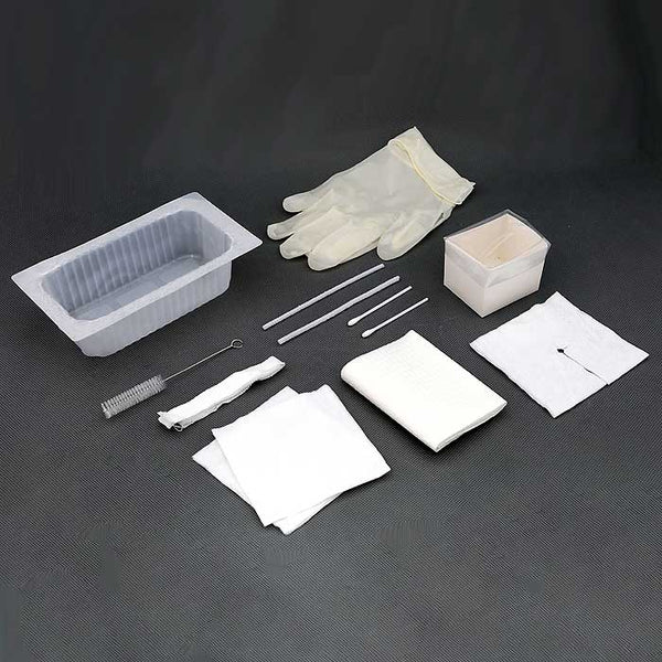 Amsure Tracheostomy Care Tray
