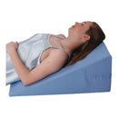 "Alex Orthopedic 7"" Bed Wedge, Blue Cover"