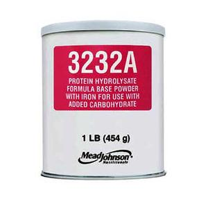 Metabolic 3232 A Protein Hydrolysate Powder, 1 lb. Can