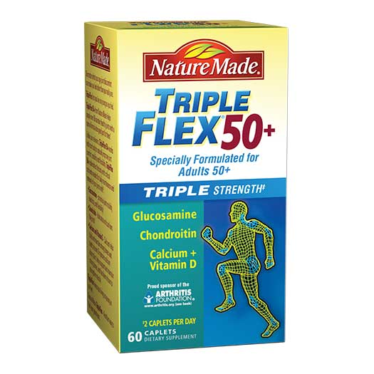 Nature Made TripleFlex 50 Plus Value Size