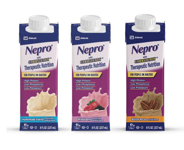 Nepro Carb Steady 8 Oz Carton