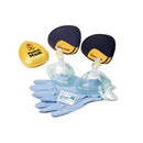 Laerdal Reusable Cpr Pocket Mask,1-Way Vlv & Fltr