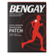 Bengay Ultra Strength Pain Relieving Patch, Regular, 5 Count