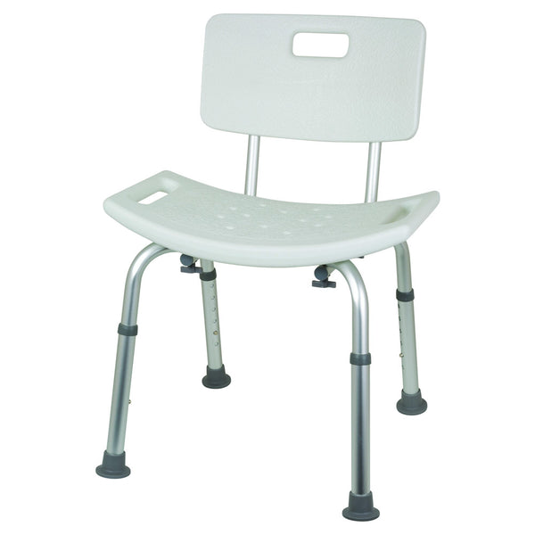 ProBasics Bariatric Shower Chair with Back