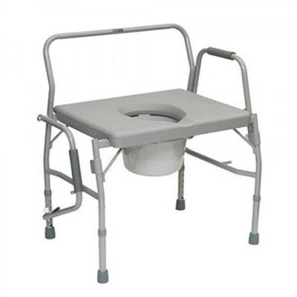 ProBasic Bariatric Drop Arm Commode