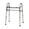 ProBasics Aluminum Adult Walker, 2 Button, without wheels
