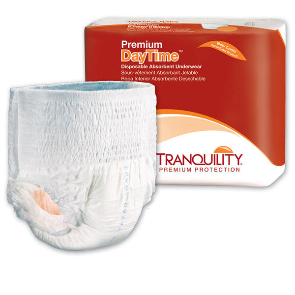 Tranquility Premium DayTime Adult Disposable Absorbent Underwear