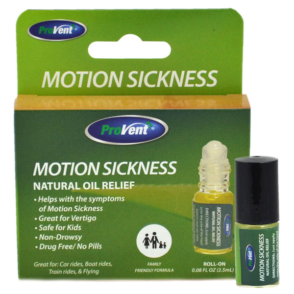 ProVent Motion Sickness Oil Roll-On, 0.08 fl. oz.
