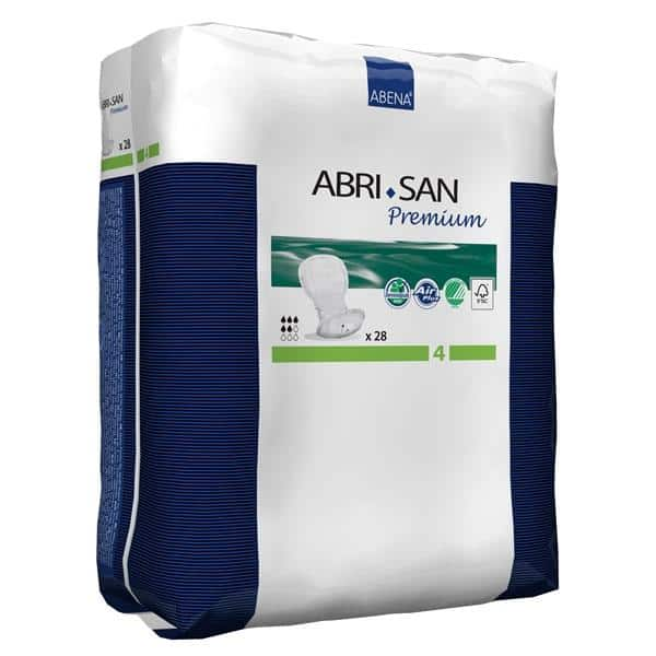 Abri-San 4 Premium Shaped Pad Large
