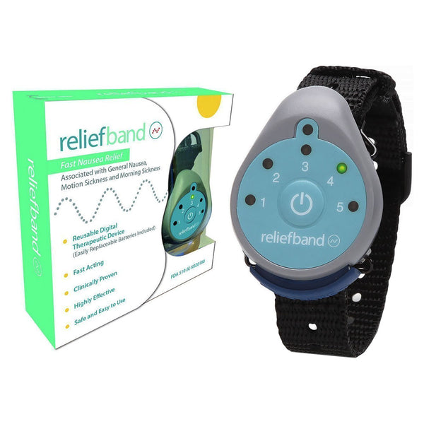 Reliefband for Motion and Morning Sickness