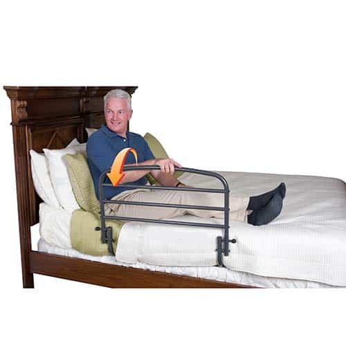 Safety Bed Rail, 30""