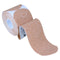"Theraband Kinesiology Tape, Pre-cut Roll, Beige/Beige, 2"" x 16.4"""