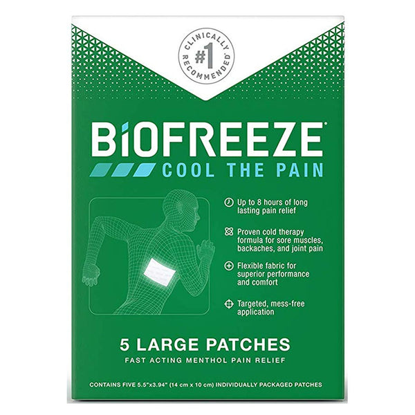 Biofreeze 5 count Patch