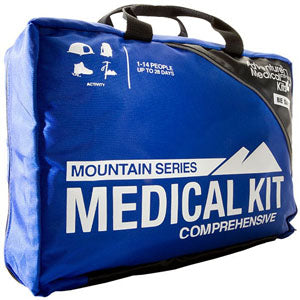 Mountain, Comprehensive, Easy Care First Aid Kit
