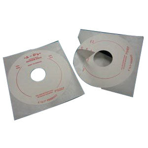 "1 1/4"" Opening Double Sided Adh Disc, 4"" Adh Area"