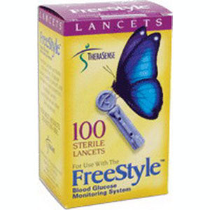 FreeStyle Lancet 28G (100 count)