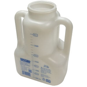 Urocare Urinary Drainage Bottle 4,000 mL