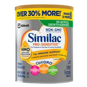Similac Pro-Sensitive Powder, 29.8 oz. Can